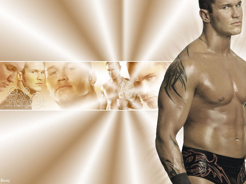 randy orton wallpapers. Randy Orton and Edge