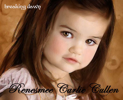Renesmee cullen - renesmee-carlie-cullen Photo