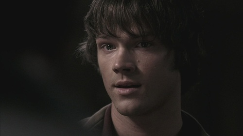Sam Winchester wolpeyper possibly with a portrait titled Sammy