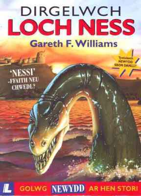 Scary Nessie Movie Cover