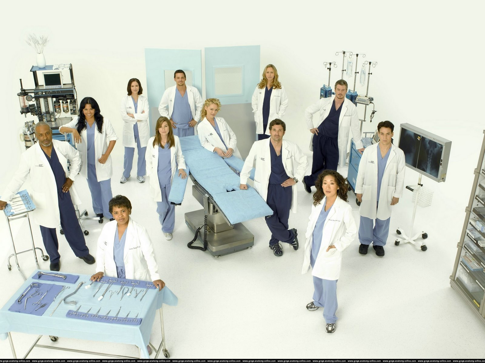 Season 5 Promo Pictures - Grey's Anatomy Photo (2023963) - Fanpop