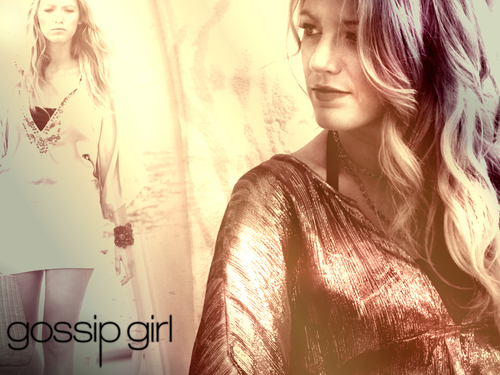 Serena - gossip-girl Wallpaper