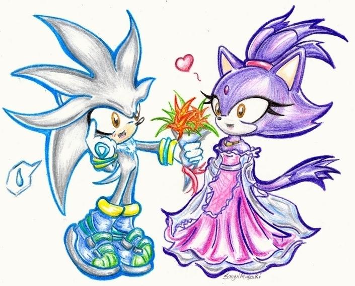 Silver love's Blaze