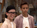 Squints and Yeah-Yeah - the-sandlot photo