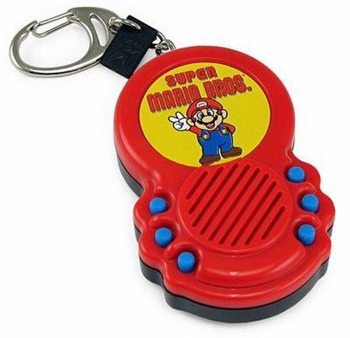 Super Mario Brothers Keychain
