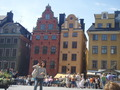 Sweden, Stockholm, Gamla Stan (Old Town)