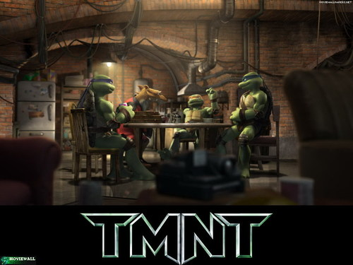TMNT - teenage-mutant-ninja-turtles Wallpaper