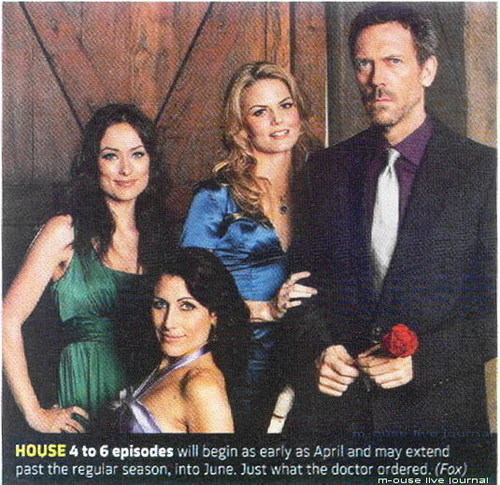 TV Guide Outtake house md