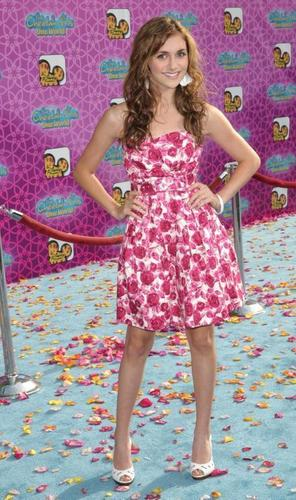 The Cheetah Girls One World Premiere