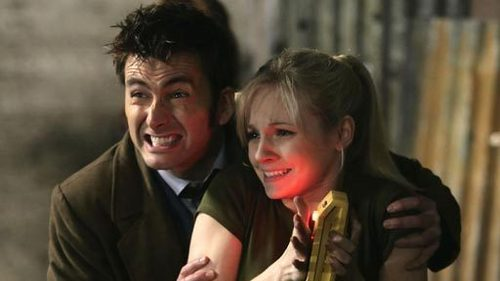 The Doctor and Jenny