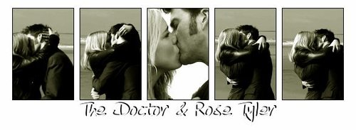 The Doctor and Rose Banner