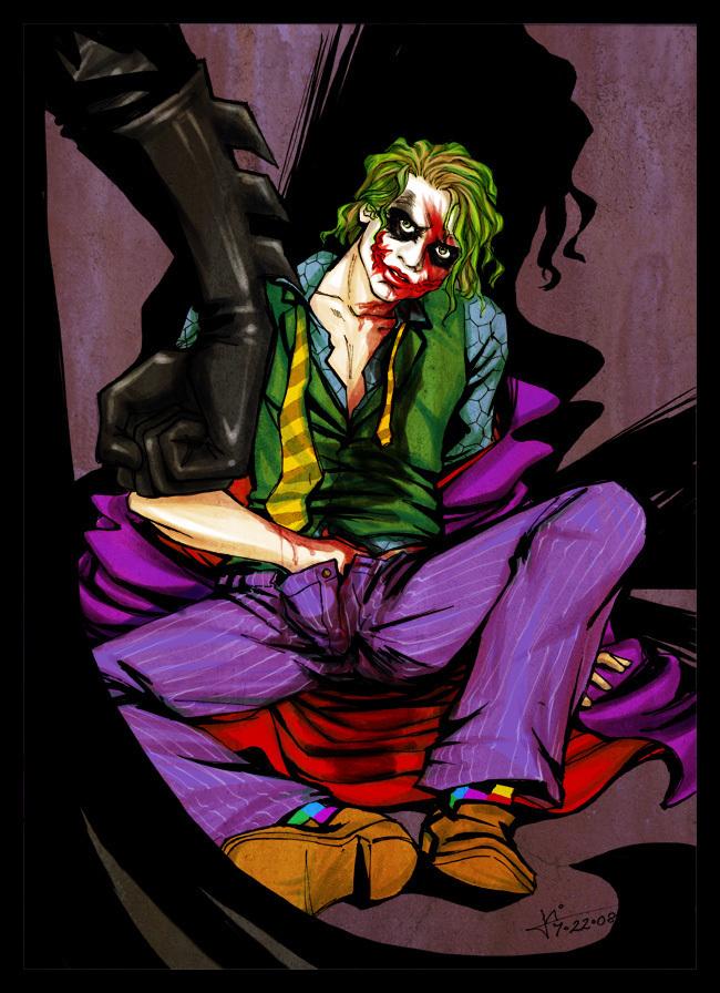 pin the joker art - photo #32