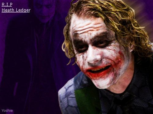 Joker wallpaper titled The Joker
