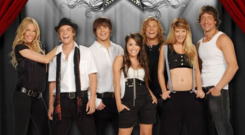 The Teen angels in the شائقین store