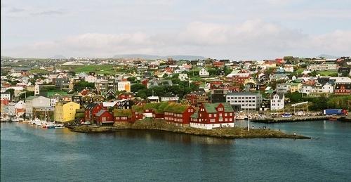Thorshavn area
