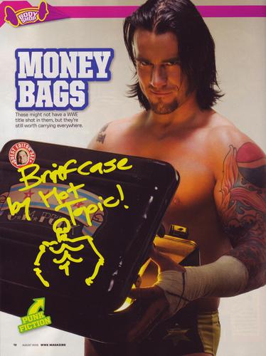 WWE Magazine August '08