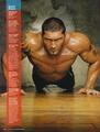 WWE Magazine - Batista