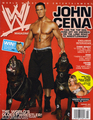 WWE Magazine February 07 Cover - John Cena