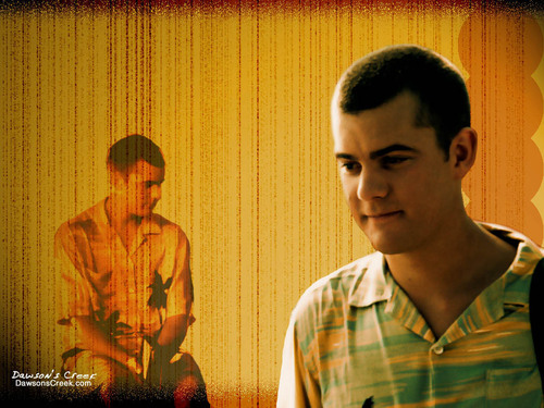 Pacey and Joey wallpaper entitled Wallpaper