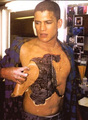 Went in &quot;Buffy-the vampire slayer&quot; - wentworth-miller photo