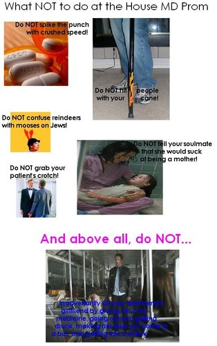 What NOT to do at the prom!