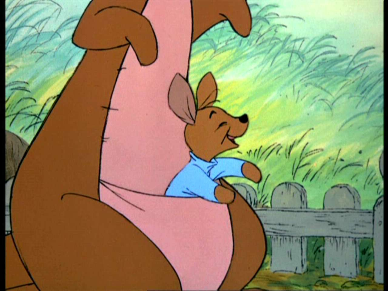 Winnie the Pooh and the Blustery 일
