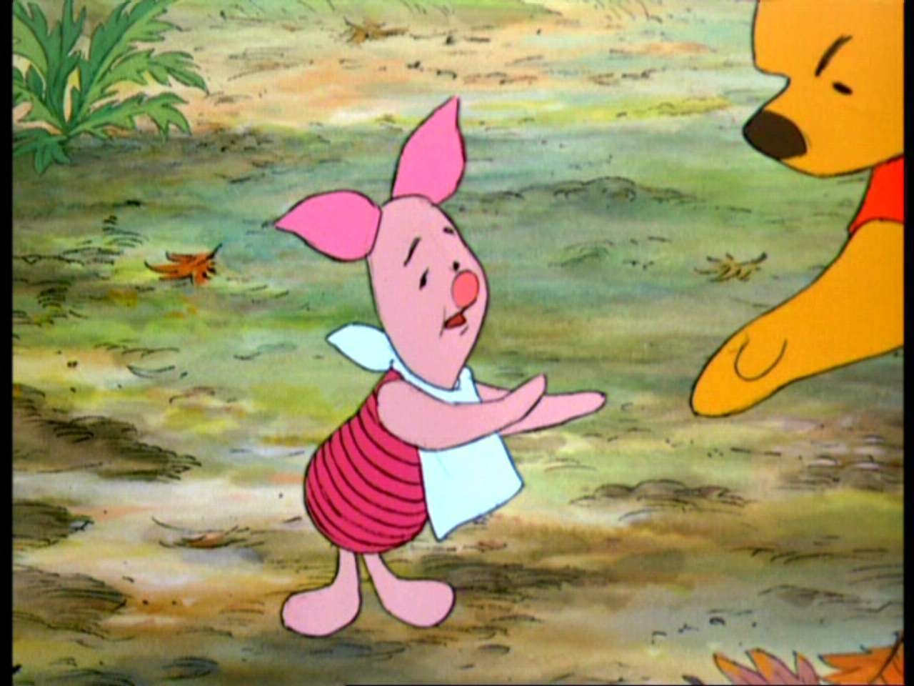 Winnie the Pooh and the Blustery hari