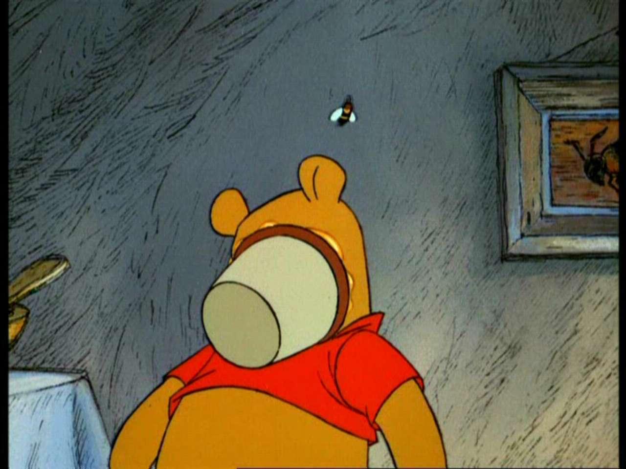 Winnie the Pooh and the Hunny mti