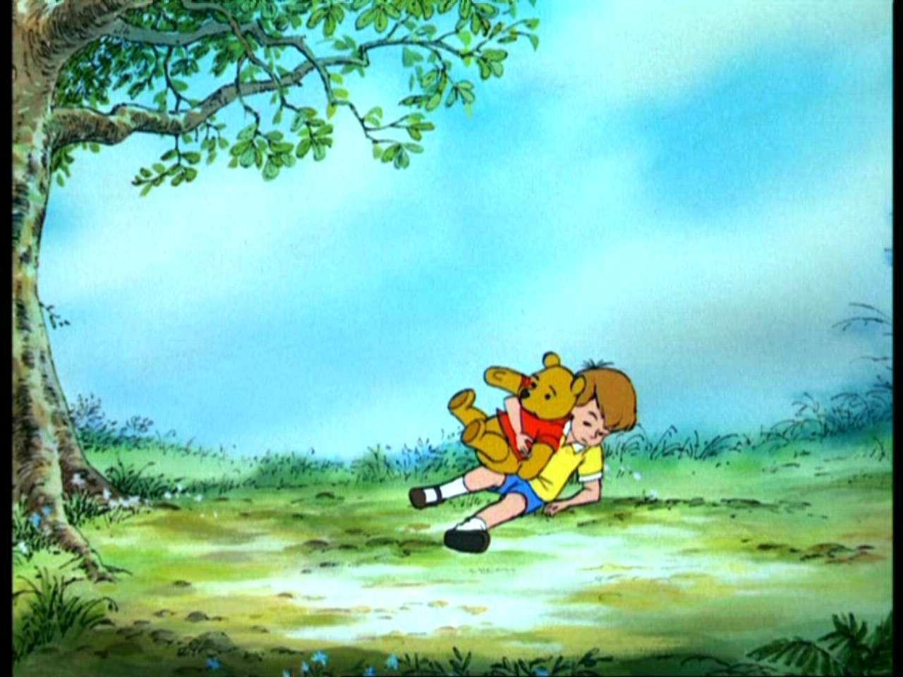 Winnie the Pooh and the Hunny albero