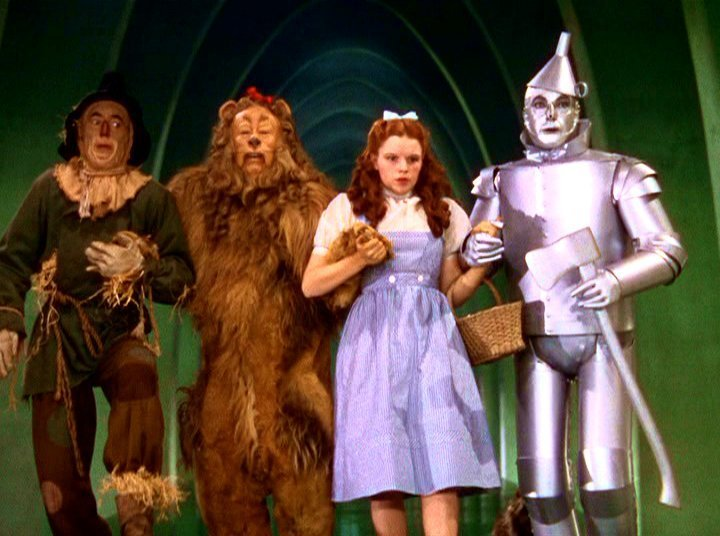 Wizard of oz caps the wizard of oz image 2028069 fanpop - The wizard of oz hd ...