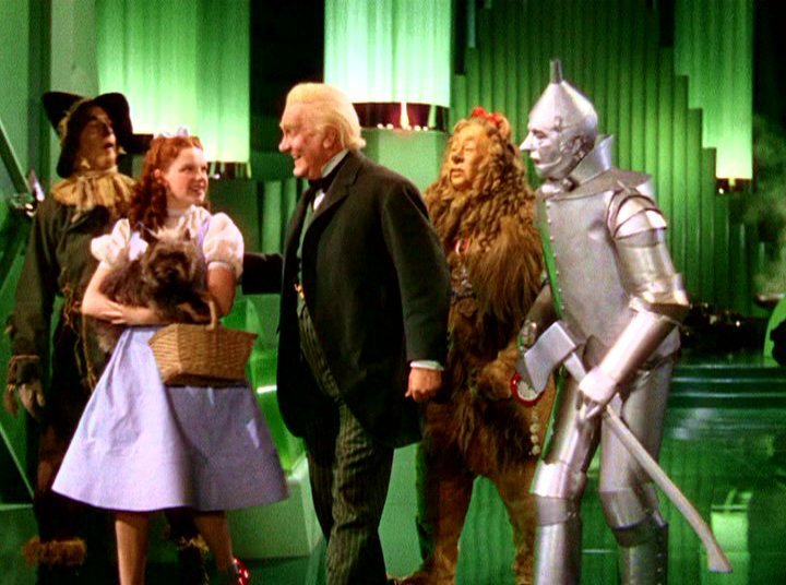 wisard of oz