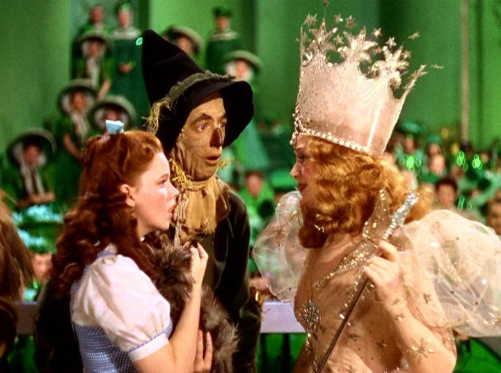 why is the wizard of oz