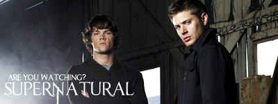 are you watching supernatural