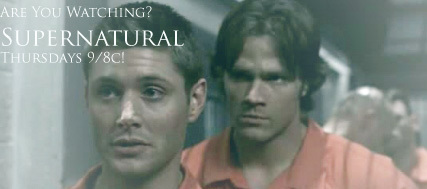 are te watching Supernatural