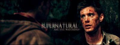 are wewe watching Supernatural