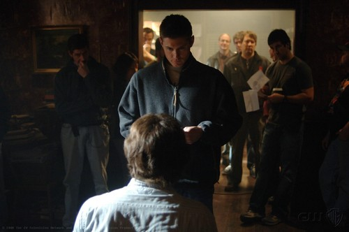 behind the scenes of born under a bad sign