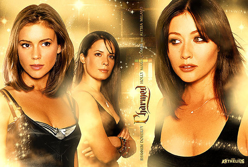 charmed - shannen-doherty Fan Art