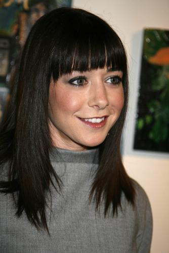 Alyson Hannigan wallpaper probably with a portrait called cut your losses