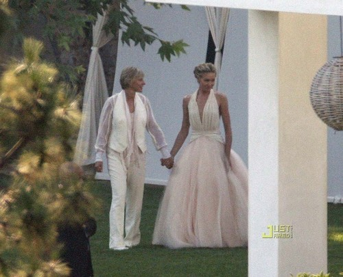 ellen & portia wedding!!