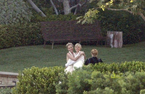 ellen & portia wedding!!