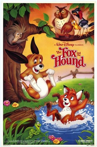 vos, fox and the hound