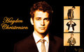 hayden wallpaper orange - hayden-christensen wallpaper