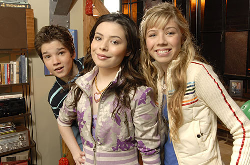 iCarly वॉलपेपर called iCarly