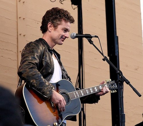 James Marsters wallpaper with a guitarist titled indie music fest