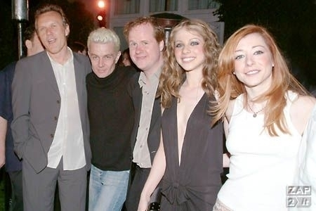 joss and the buffy cast