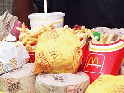 mcdonalds comida