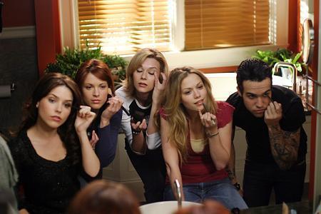 Brooke, Rachel, Peyton, Haley, Pete- Funny
