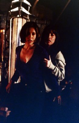 piper and phoebe halliwell