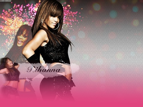 Rihanna wallpaper possibly with a leotard entitled rihanna wallpaper