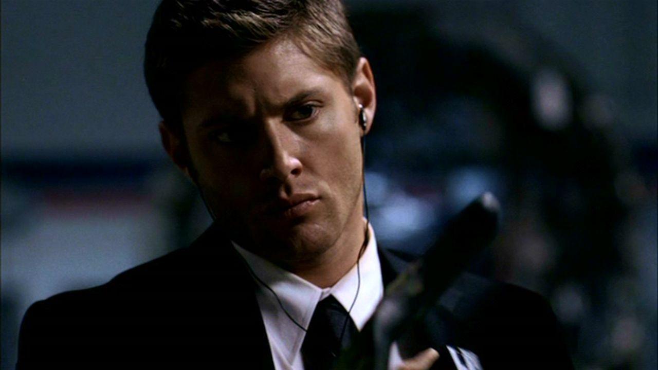 Supernatural Jensen Supernatural Jensen-ackles